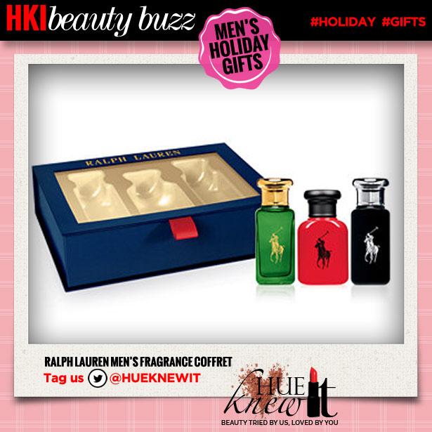 Holiday Gift Ideas For Him: Ralph Lauren Fragrance