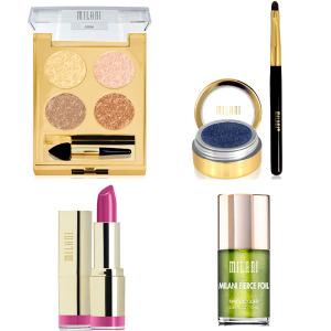 hueknewit BREAKING NEWS Milani Cosmetics metallic matte trends