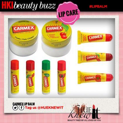 Carmex Lip Balm = Smooch-Worthy Pouts!