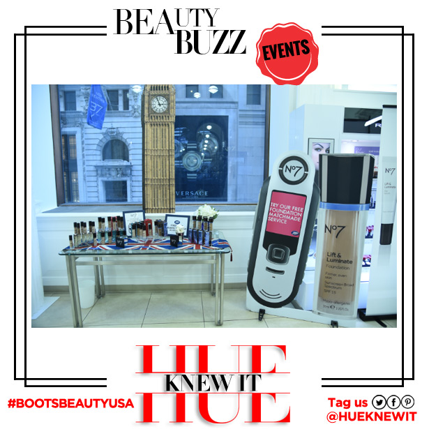 Boots Beauty USA Takes Over NYC