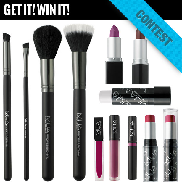 hueknewit contests Makeup Academy giveaway
