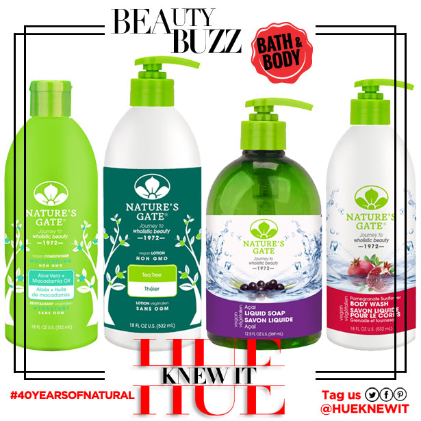 Earth Day Beauty Essentials From Nature's Gate