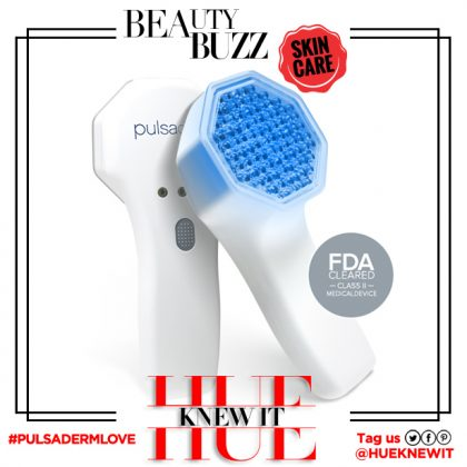 Say Bye To Zits With Acne Blue Light Therapy