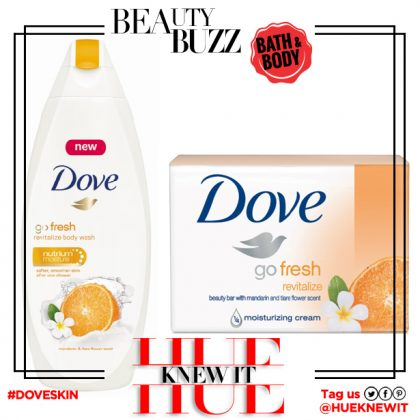Dove go fresh Adds A New Fragrance To Its Arsenal
