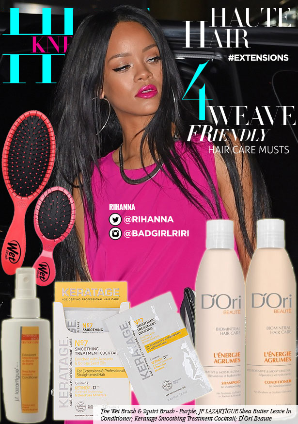 Weave Extensions Styling Products & Tools