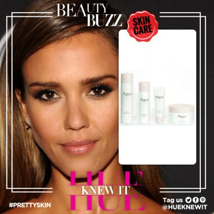Honestly, A Skin Care Collection Jessica Alba Would Dig
