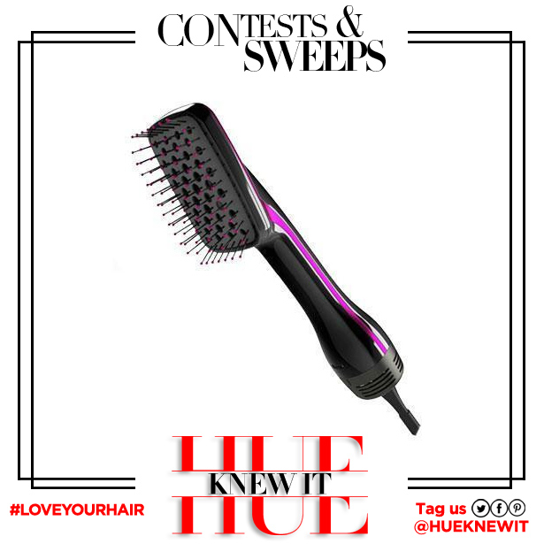 GIVEAWAY: Win The New Revlon Hair Dryer!