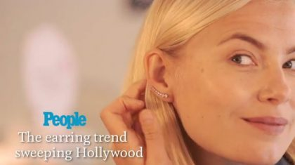 Ear Climbers: The New Earring Trend