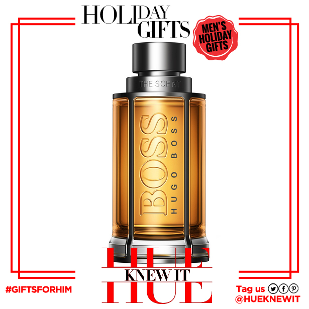 Gifts for him: BOSS The Scent