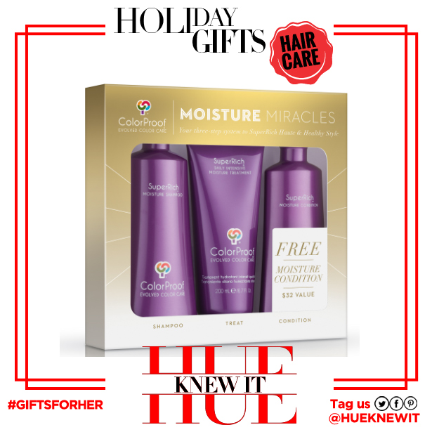 gifts for her: Colorproof Moisture Miracles