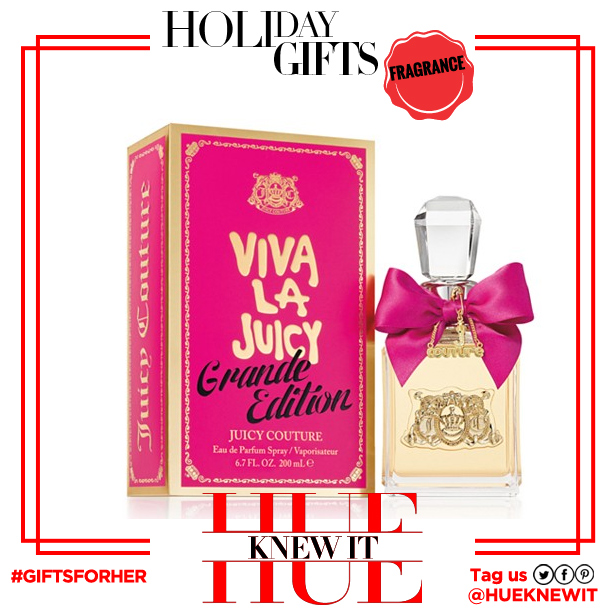 Gifts for her: Viva La Juicy Limted Edition