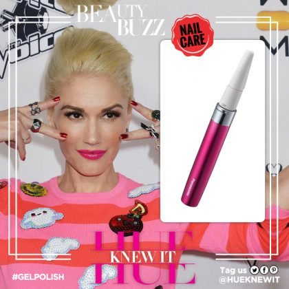 Lacquer Lovers Like Gwen Stefani Should Use This