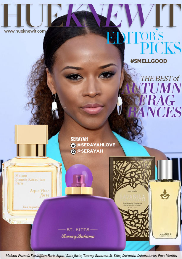 'Empire' Star Knows Her Fragrance Personality. Do you?
