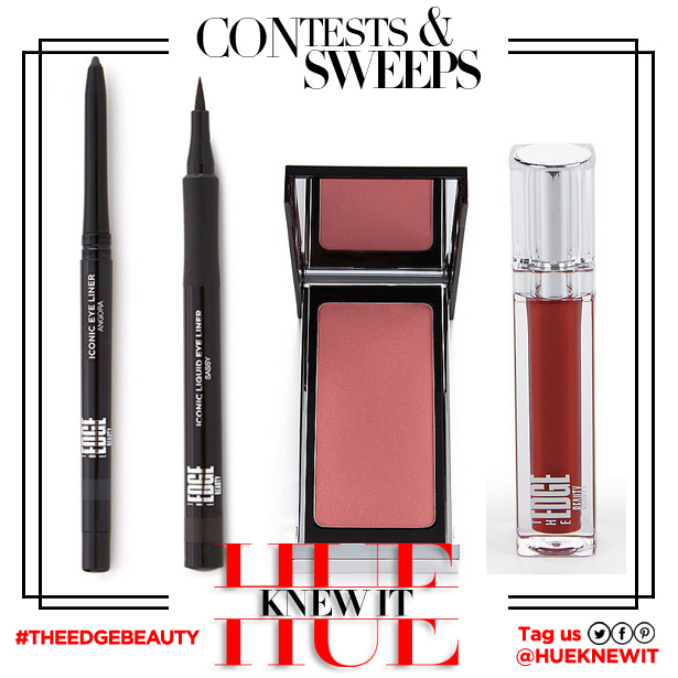 GIVEAWAY: The EDGE Beauty Collection