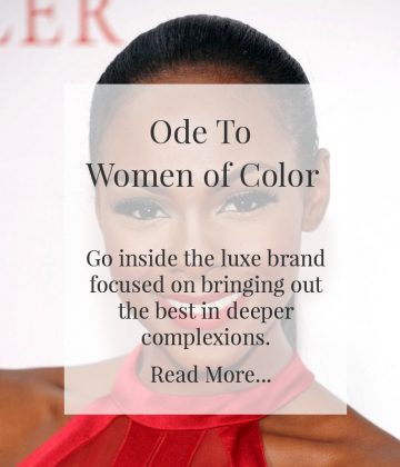 Enhance Your Dark Skin Like Tika Sumpter's
