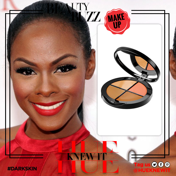 Dark skin beauty Tika Sumpter