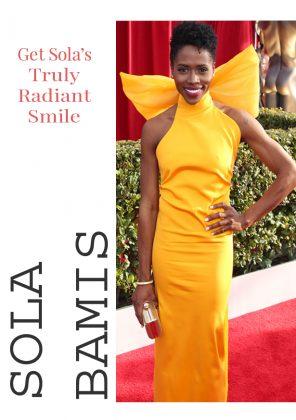 Sola Bamis: A Celebrity Smile To Envy
