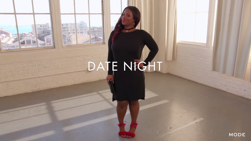Do Date Night Fashion With Confidence