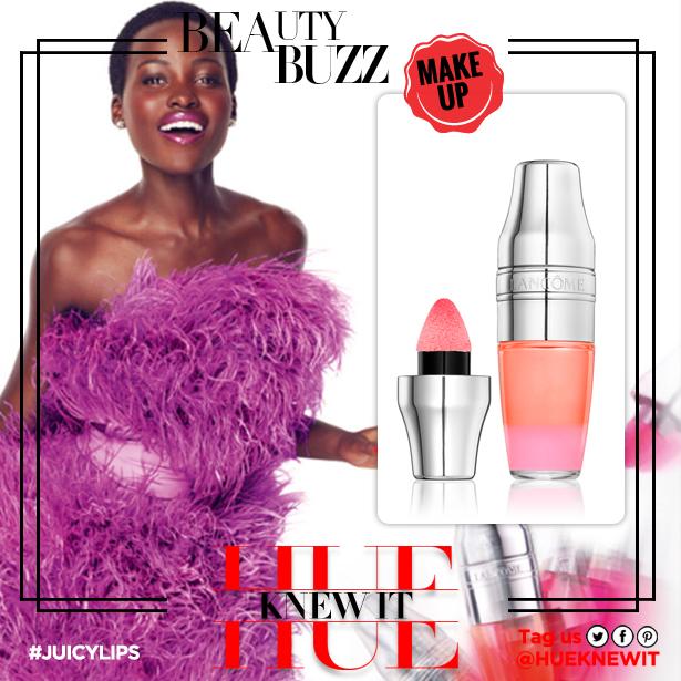 Lupita Nyong'o Lancome Juicy Shaker lip oil
