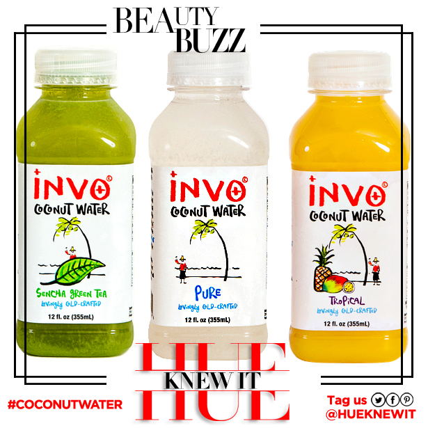 invo coconut water