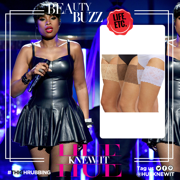 Stylishly stop thigh chafing with Bandalette