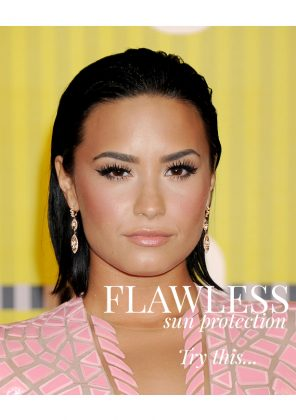 This Is How You Get Demi's Flawless, Glowing Complexion!