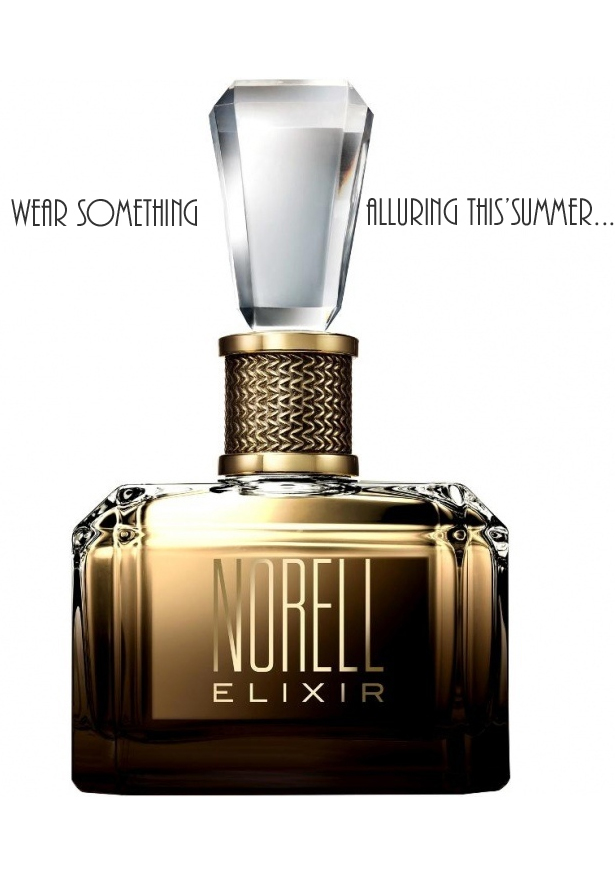 alluring summer fragrance Norell Elixir
