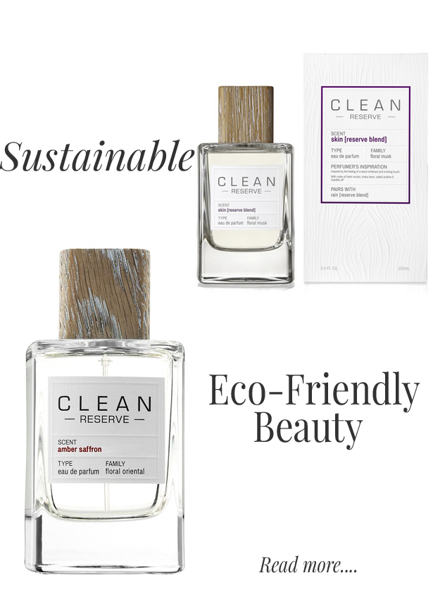 sustainable beauty by clean reserve