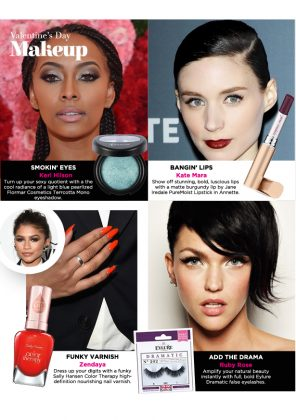 4 Ways To Glam Up Your Valentine's Day Makeup Look