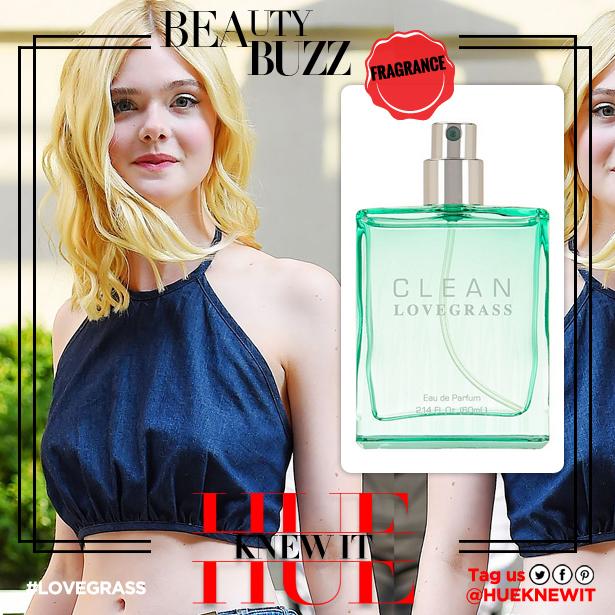 clean lovegrass spring perfume