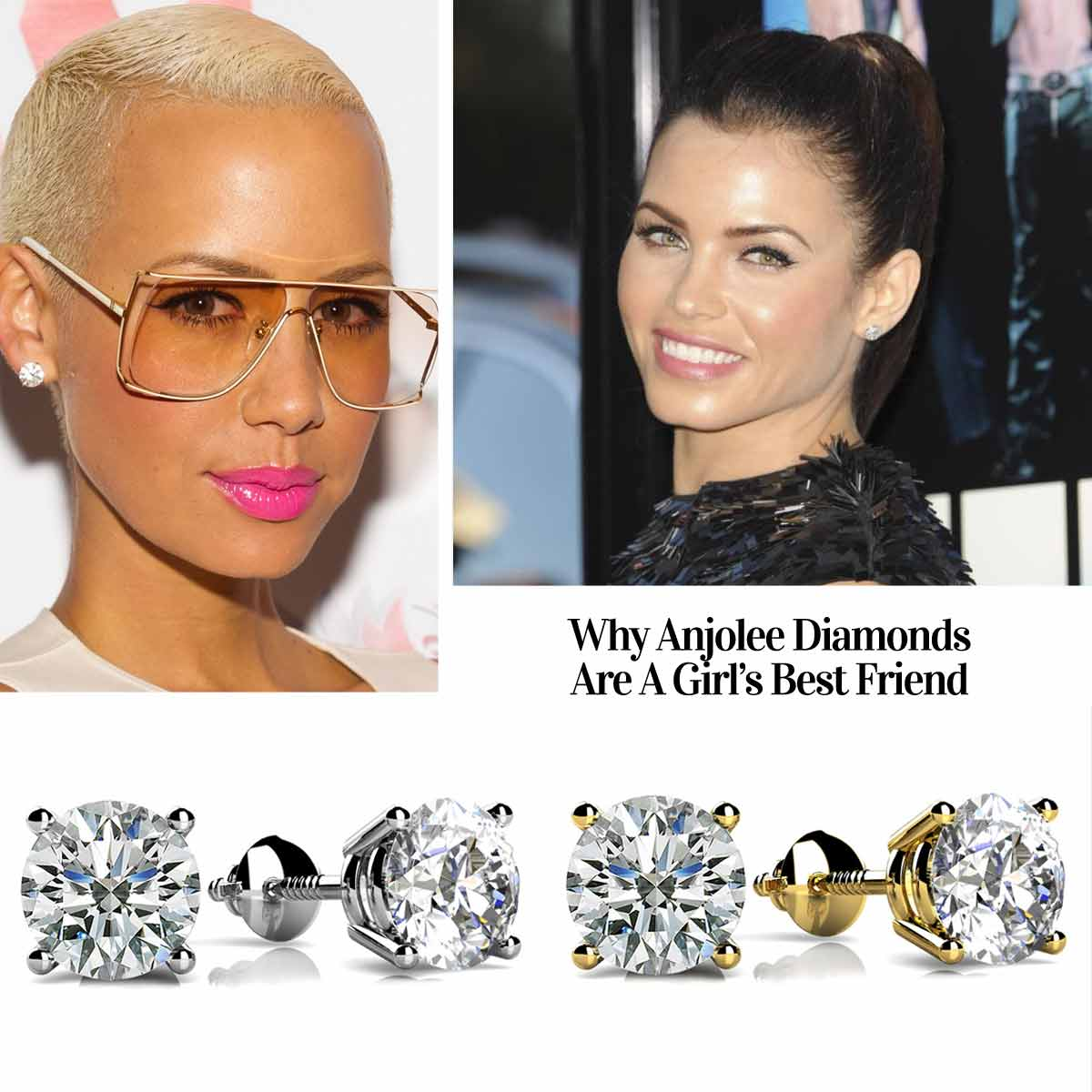 Why Anjolee Diamonds Are A Girl's Best Friend