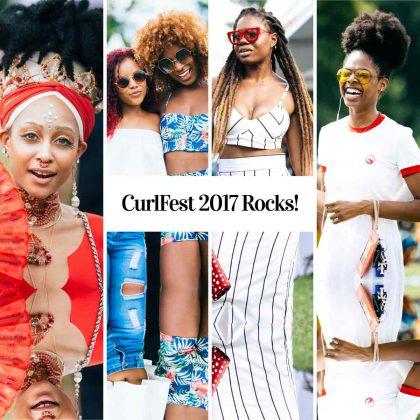 All Curls Unite At CurlFest 2017