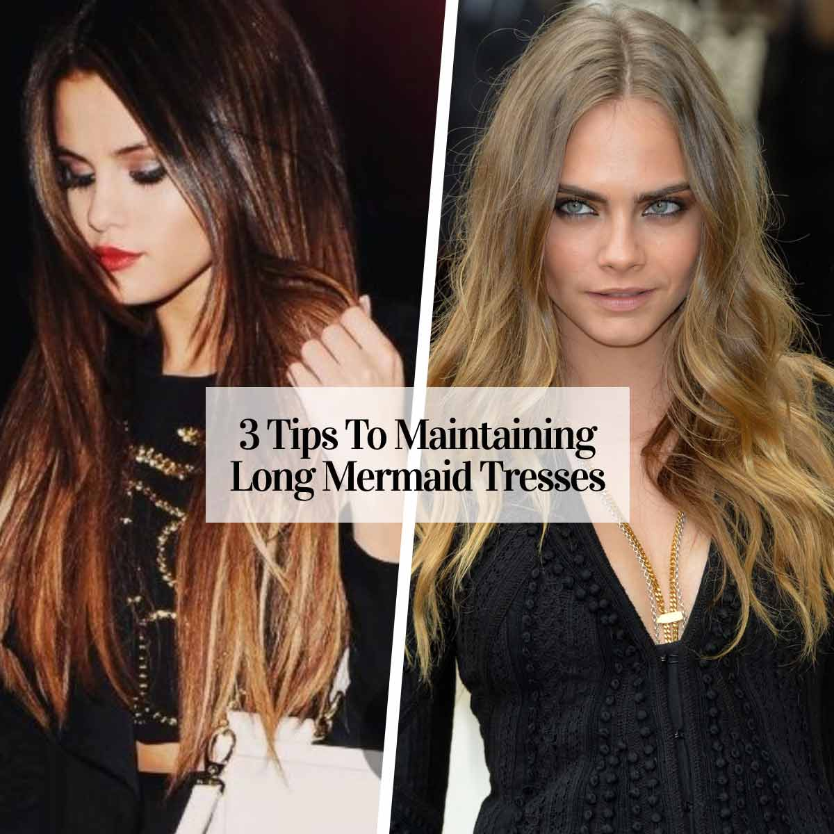 Mane Monday: Long Hair Tips From The Pros