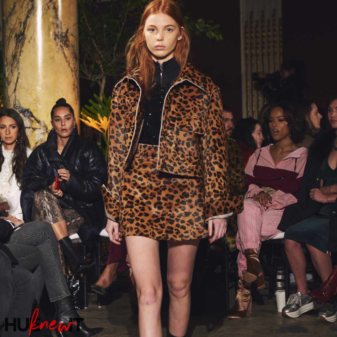 juicy couture Matrix Biolage runway hair