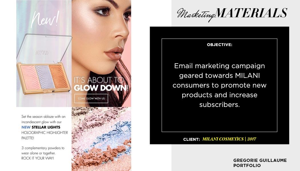 Milani-Stellar-Lights-email-marketing